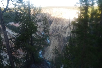 Y=Grand Canyon of Yellowstone